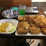 ケンタッキーフライドチキン - 「カーネルバフェ」(ドリンクバーつき)1,650円〔土日祝〕