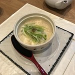 和食加藤 - 豆乳と白味噌の和風麻婆豆腐