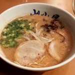 山小屋 - ラーメン(630円)