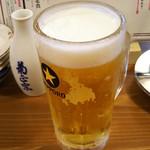 75534966 - 生ビール