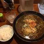 品川甚作本店 - カレーラーメン