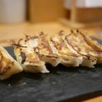 スタンドシャン食 Osaka北新地 Champagne & GYOZA BAR - シャン食ギョウザ  6ヶ