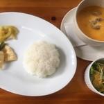 スリランカレストラン&カフェ LAMP - 料理写真: