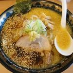 札幌真麺処 幸村 - 味噌(780円)