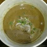 75539657 - くどさが無い鶏魚介スープ