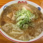 五福星 - 肉ワンタンメン
