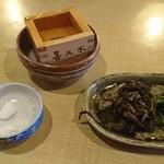 良味食堂 - 樽酒と手づくり野沢菜