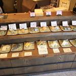 大蔵餅 - 和菓子のラインナップ