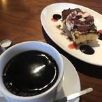 モリマリカフェ - コーヒーとティラミス!