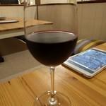 ピッツェリア カローレ - グラスワイン赤