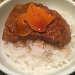 SATOブリアン - 名物ブリ飯