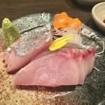 銘酒 魚の家 - ダソメソ