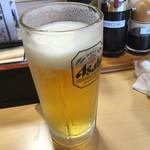 75546872 - 弁慶 あ、一口飲んじゃった(^_^;)