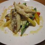 Agio - 真鯛のポワレ 白ワインと白ワインビネガーのソース