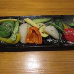 Agio - Agioの焼き野菜
