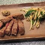 馬肉料理専門店ホース - ヒレステーキ