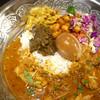 定食堂金剛石 - 料理写真:インディアチキンマサラ