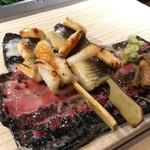 第三春美鮨 - 穴子の白焼き 穴子 100-150g 活〆 筒漁 宮城県塩釜