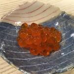 第三春美鮨 - 新イクラ 自家製醬油漬け 沖合定置網漁 岩手県普代