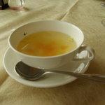Resutorantoriibira - コンソメスープ