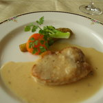 Resutorantoriibira - 信玄豚のソテー
