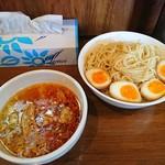 麺家 彩華 - つけ麺塩