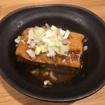 75550933 - 煮込み豆腐200円