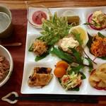 立町カフェ - 料理写真:立町御膳