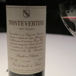 レストラン ラッセ - 29年10月 Montevertine Riserva 1997 Montevertine