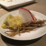 ニコキッチン - 前菜