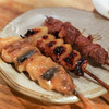 鳥田むら本店 - 料理写真:砂肝、はつ、はさみ味噌