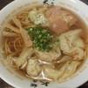 麺房大喜 - 料理写真:海の醤油わんたんめん