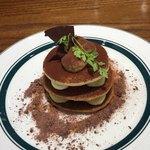 カフェアンドパンケーキ グラム -