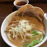 河童食堂 - 信州河童味噌ラーメン 1280円