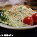 のんきや肉店 - おじさん作富士山盛り