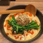 ユトリ - 担々麺
