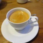 ブルー オーシャン カフェ - プラス200円でコーヒー追加です