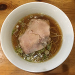 中華そば つるのまい - 料理写真:中華そば 並〜(*^▽^*)❤️