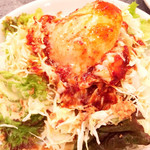 炭火焼肉 安部え - 韓国サラダ