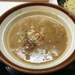 食楽 なごみ家 - 完熟味噌つけ麺のつけ汁