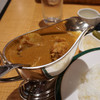 Manna - 料理写真:中村屋純印度式カレー