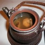 三養荘 - 松茸土瓶蒸し