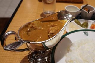 新宿中村屋 manna - 中村屋純印度式カレー
