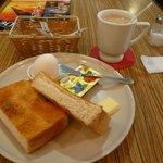 Koto Cafe - モーニング450円