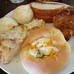 クレアドール - 料理写真:パン