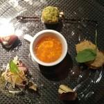 インカメラ コン テラッツァ - 旬の前菜6種類の盛り合わせ