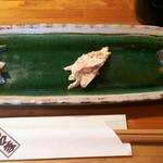 とんかつ ひやま - 前菜3種盛り