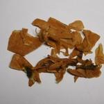 パン工房 こと葉 - たい焼きのハネの切り落とし(無料)
