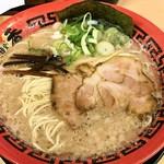 麺堂 香 - 十割とんこつラーメン