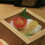 ふらり寿司 - イクラ升寿司にイクラなし
